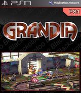 Grandia SEN cover (NPUJ94457)