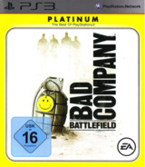 Battlefield: Bad Company PS3 cover (BLES00259)