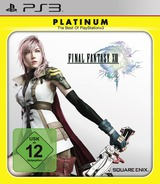 Final Fantasy XIII PS3 cover (BLES00783)