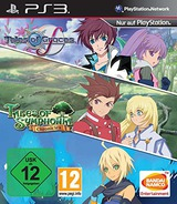 Tales of Graces F PS3 cover (BLES01617)