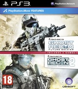 Tom Clancy's Ghost Recon: Future Soldier PS3 cover (BLES00924)