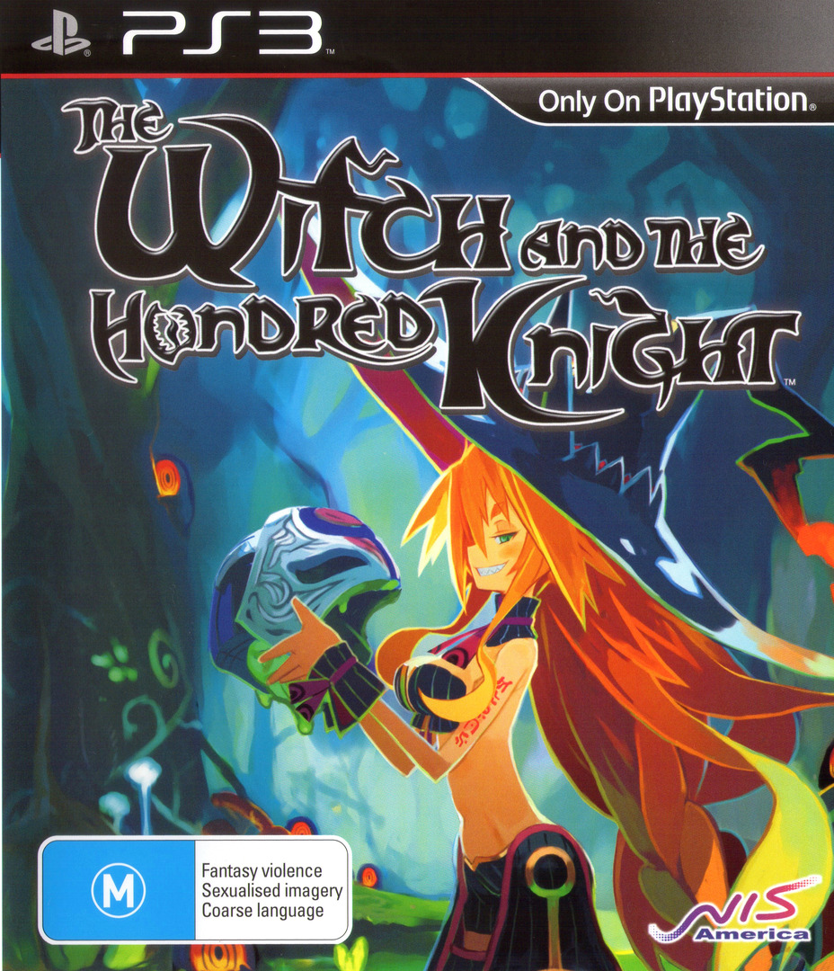 The Witch and the Hundred Knight PS3 coverHQ (BLES01987)