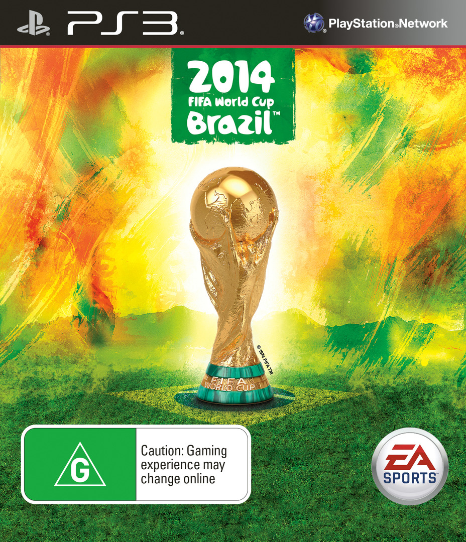 2014 FIFA World Cup Brazil Array coverHQ (BLES01994)