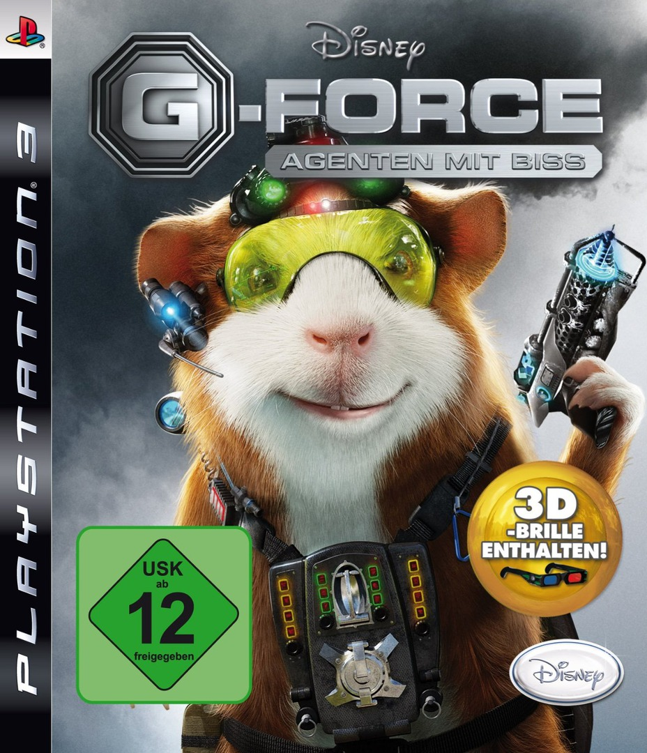 G-Force: Agenten mit Biss PS3 coverHQ (BLES00574)