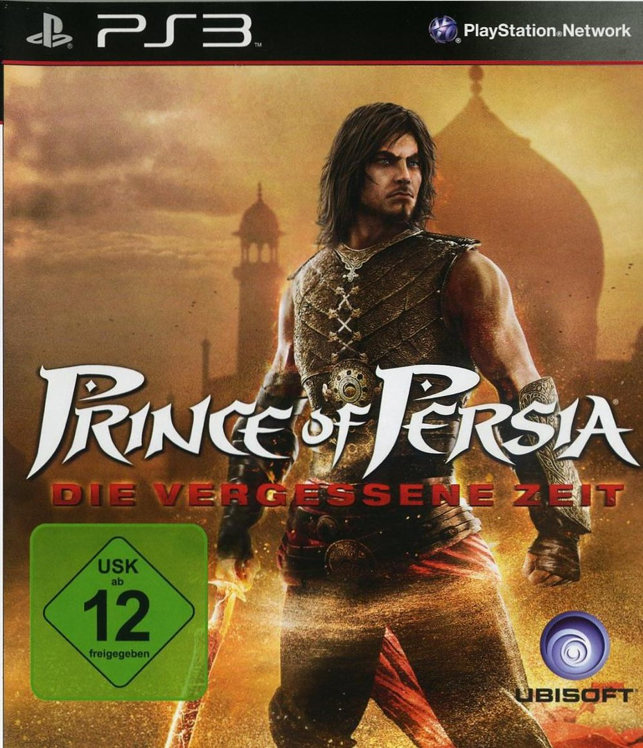 Prince of Persia: Die Vergessene Zeit PS3 coverHQ (BLES00839)