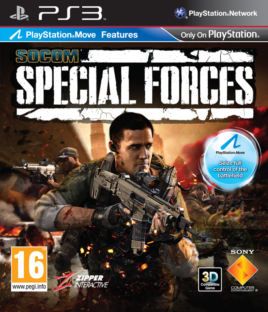 SOCOM: Special Forces PS3 coverHQ (BCES00938)