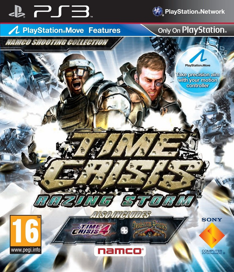 Time Crisis: Razing Storm PS3 coverHQ (BCES01070)