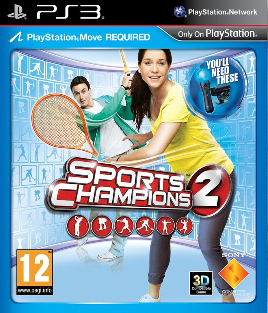 Sports Champions 2 PS3 coverHQ (BCES01598)