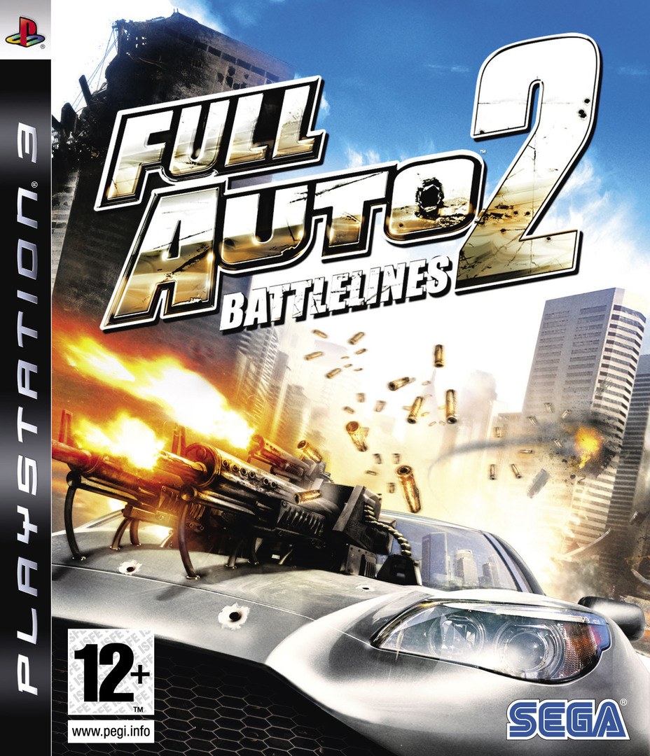 Full Auto 2: Battlelines PS3 coverHQ (BLES00015)