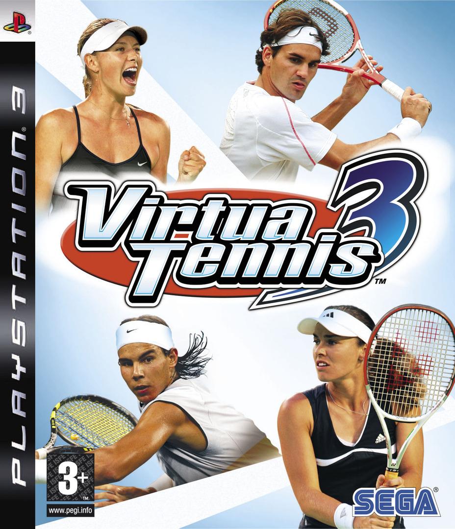 Virtua Tennis 3 PS3 coverHQ (BLES00027)