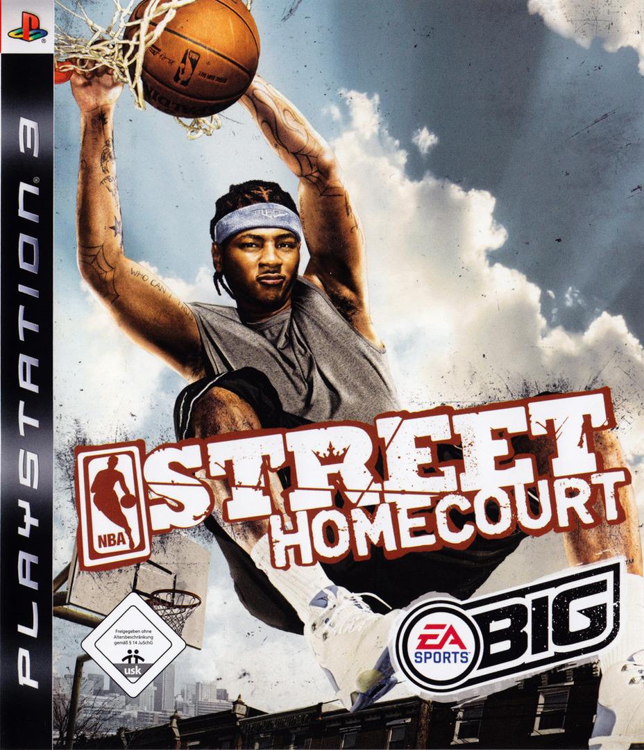 NBA Street Homecourt Array coverHQ (BLES00038)