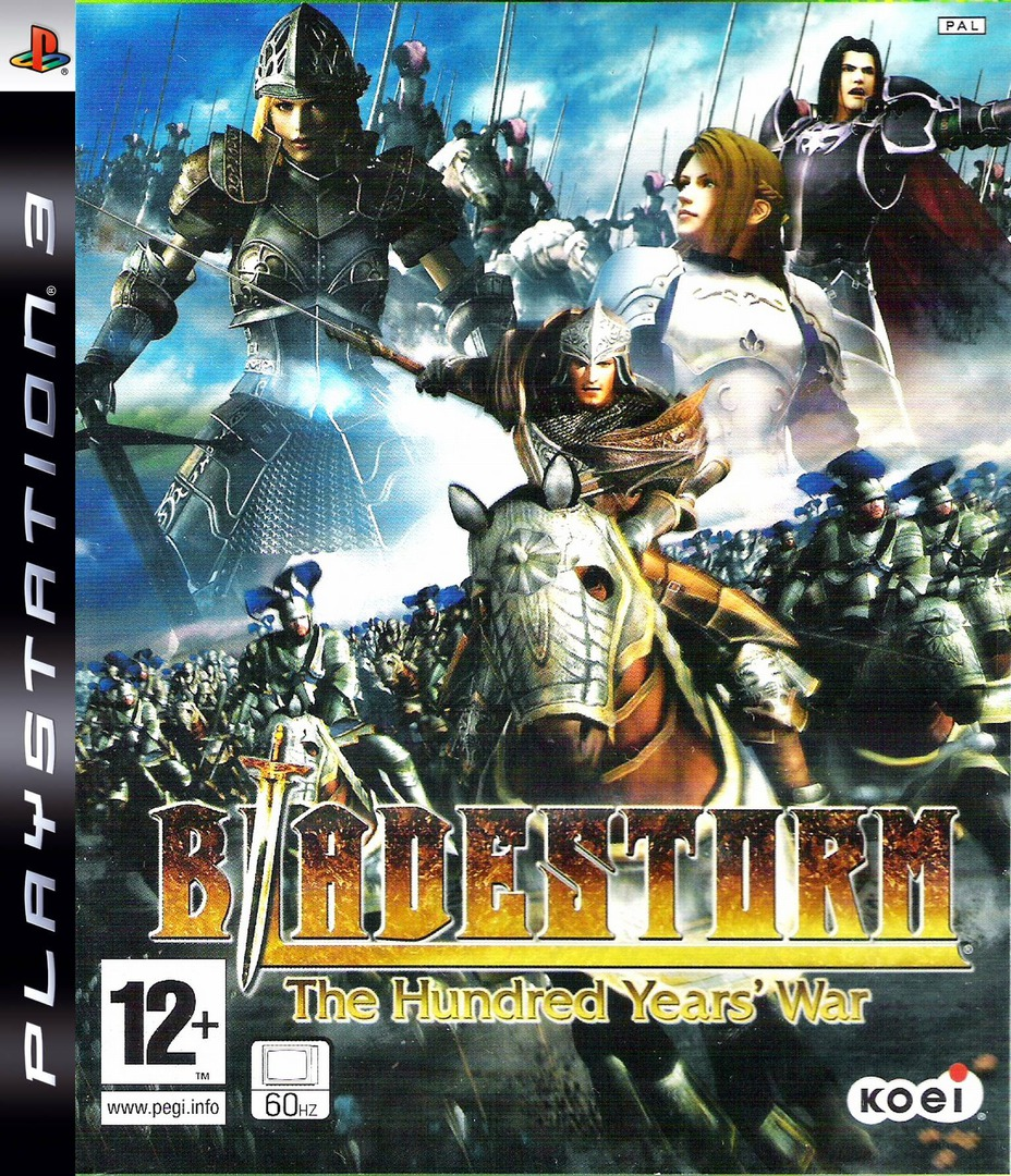 Bladestorm: The Hundred Years' War PS3 coverHQ (BLES00113)