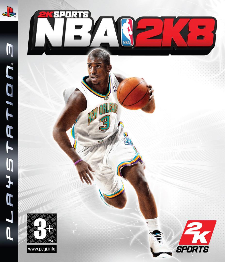 NBA 2K8 PS3 coverHQ (BLES00138)