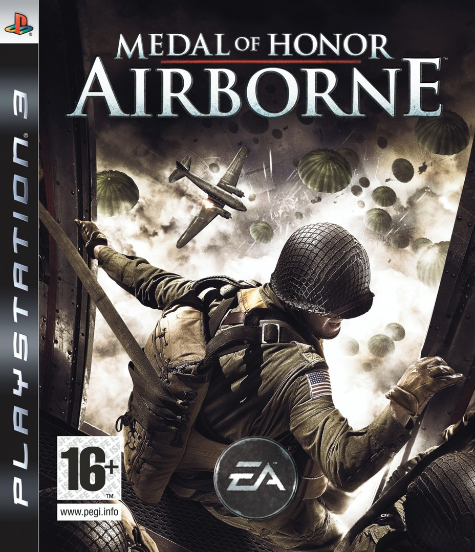 Medal of Honor: Airborne PS3 coverHQ (BLES00174)