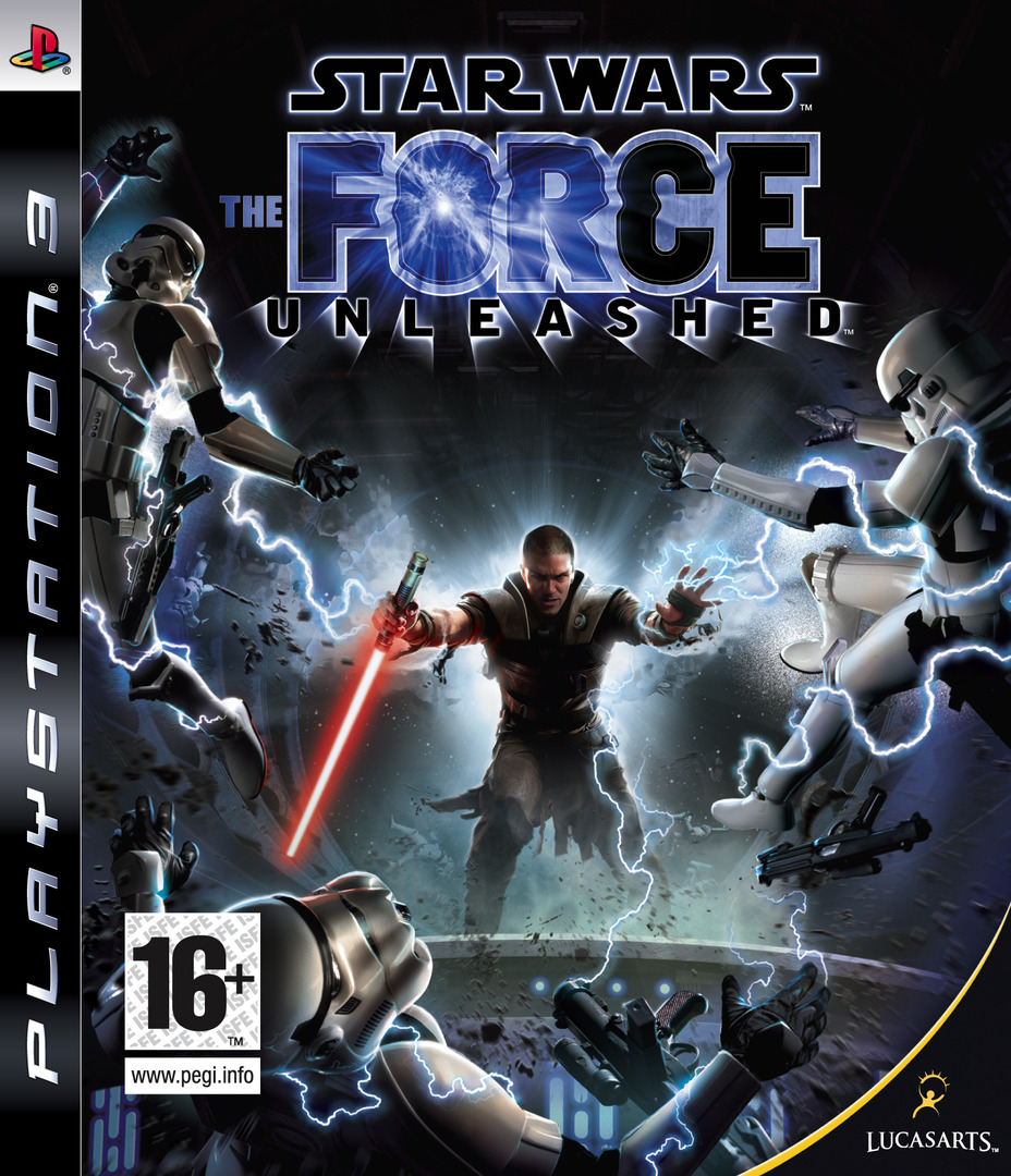 Star Wars: The Force Unleashed PS3 coverHQ (BLES00262)