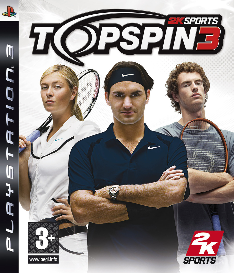 Top Spin 3 PS3 coverHQ (BLES00276)