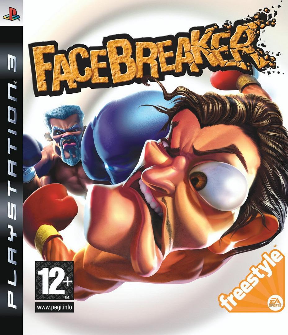 FaceBreaker PS3 coverHQ (BLES00291)
