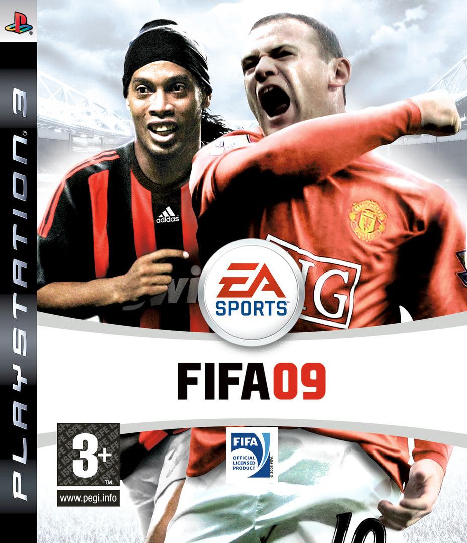 FIFA 09 Array coverHQ (BLES00315)