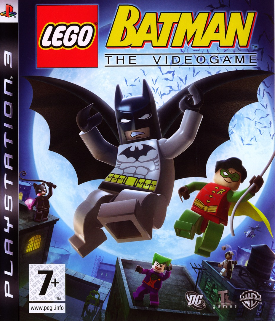 LEGO Batman: The Videogame PS3 coverHQ (BLES00332)