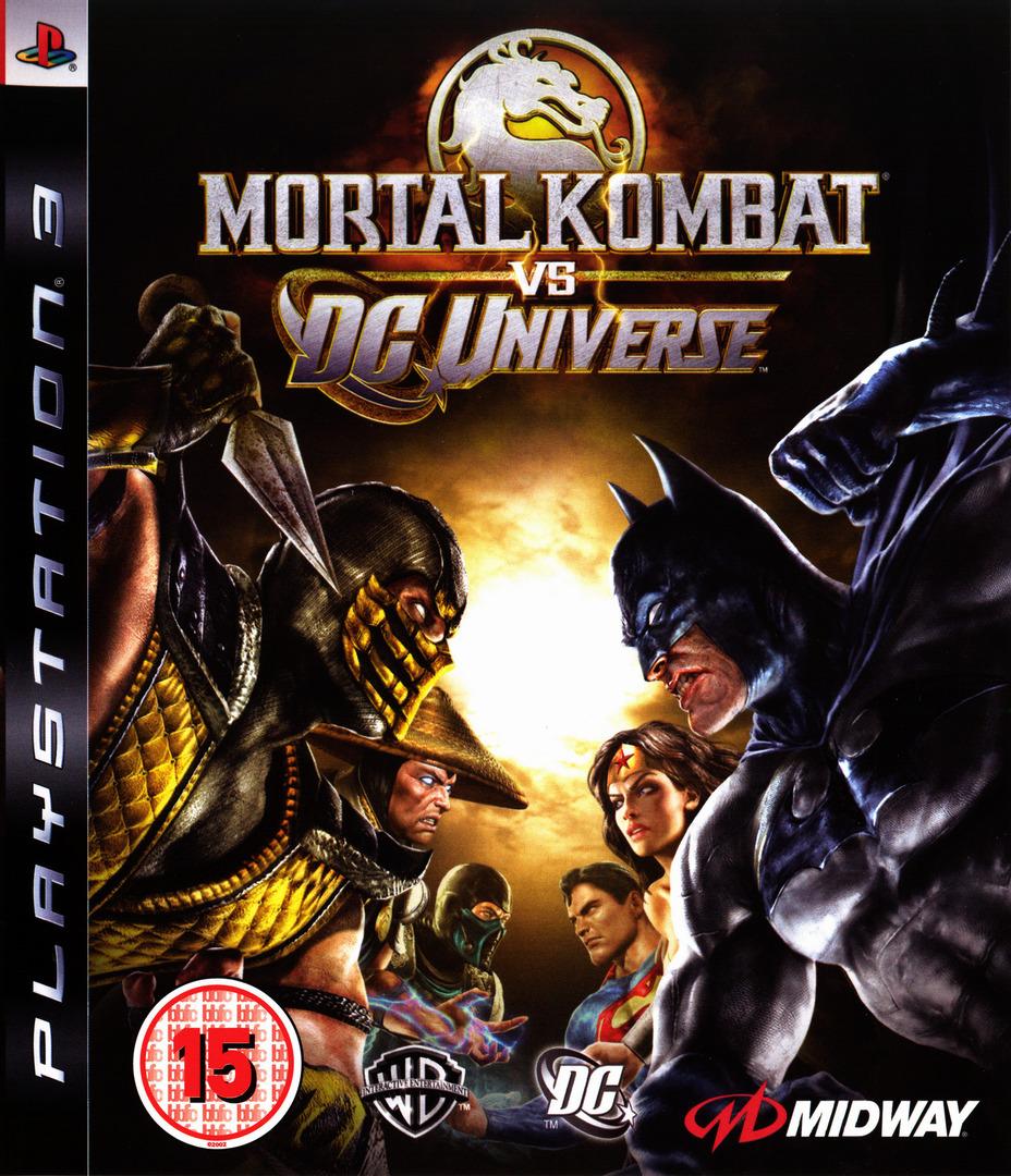 Mortal Kombat vs. DC Universe PS3 coverHQ (BLES00441)