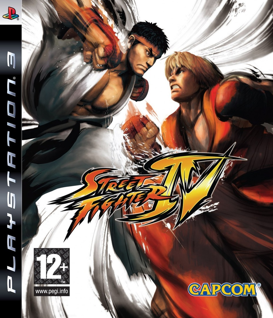 Street Fighter IV PS3 coverHQ (BLES00481)