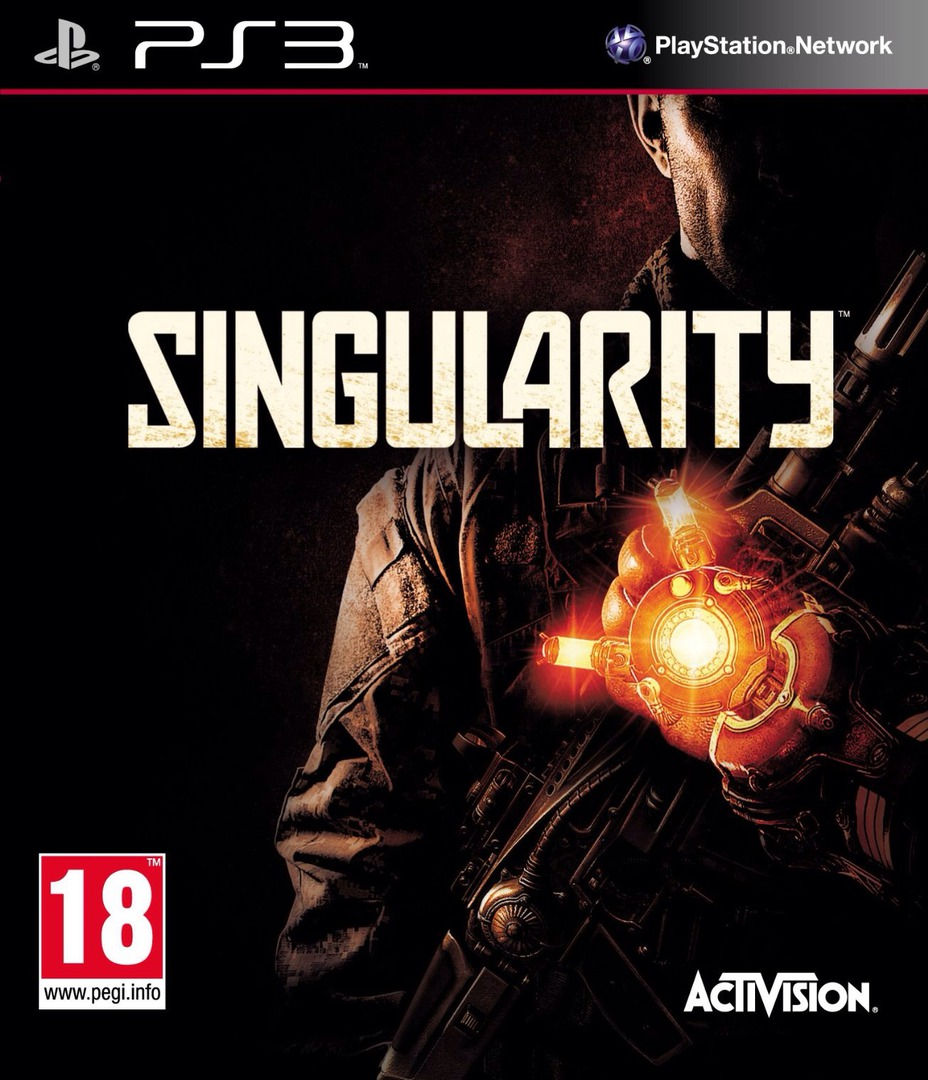 Singularity PS3 coverHQ (BLES00560)