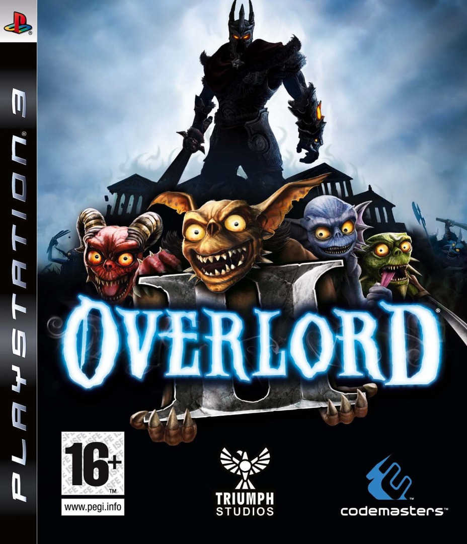 Overlord II PS3 coverHQ (BLES00580)