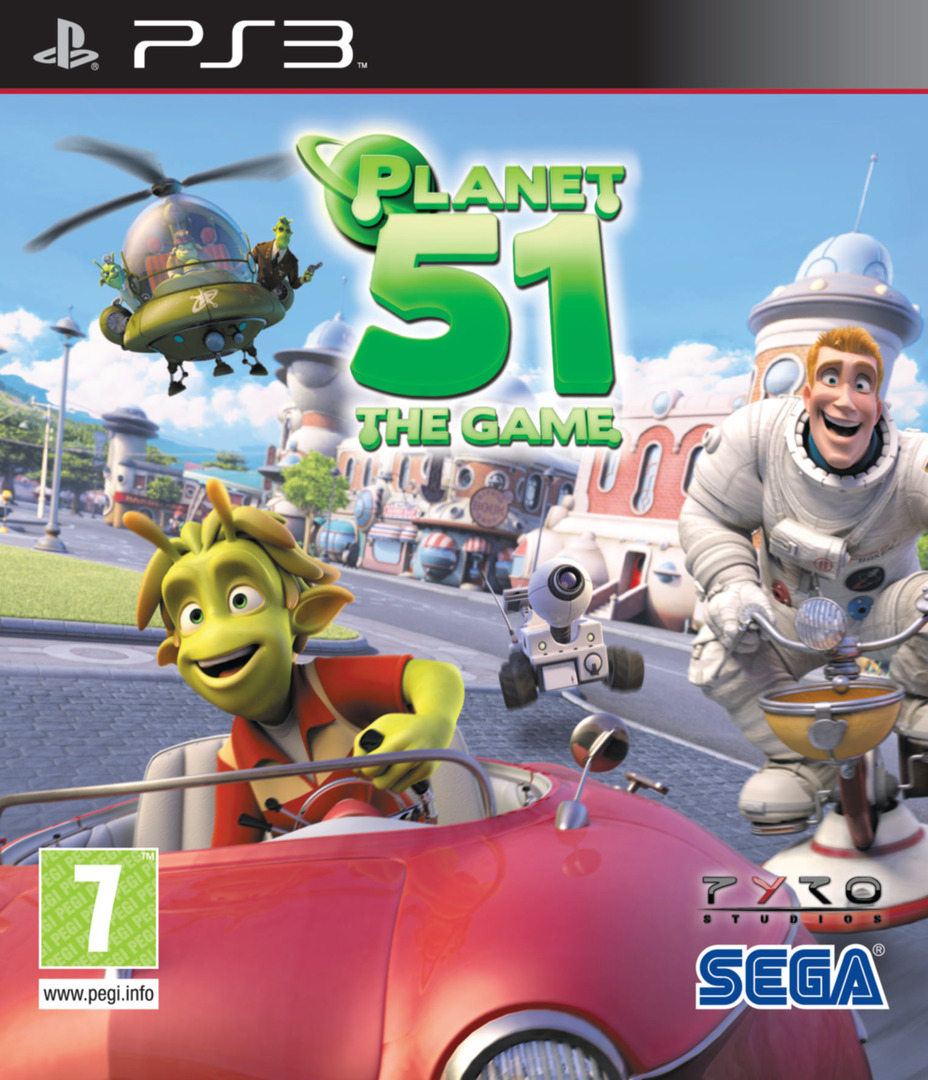 Planet 51: The Game PS3 coverHQ (BLES00584)