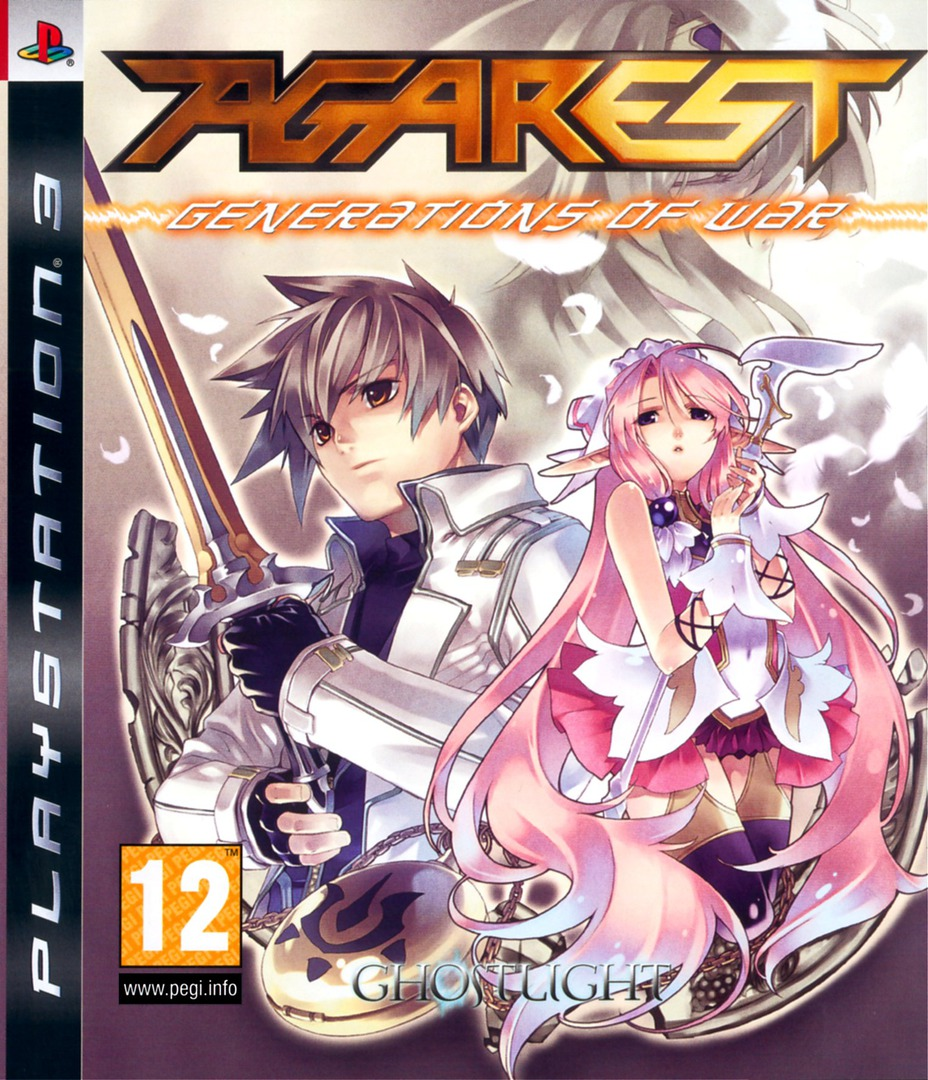 Agarest: Generations of War PS3 coverHQ (BLES00594)