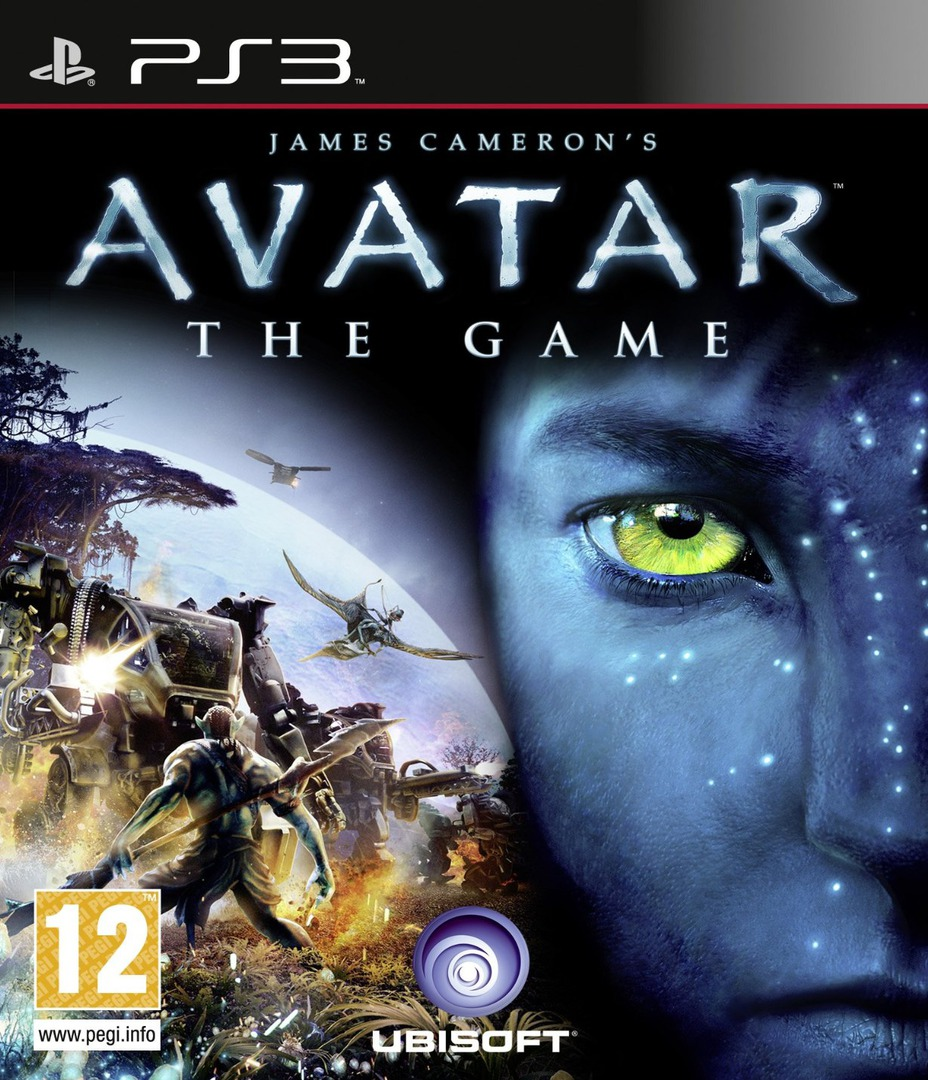 Avatar: The Game Array coverHQ (BLES00667)