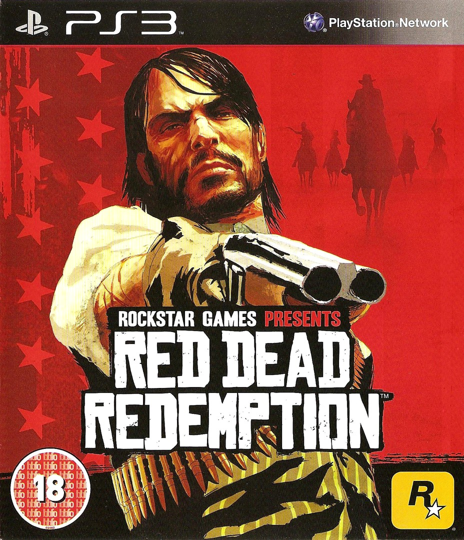 Red Dead Redemption PS3 coverHQ (BLES00680)