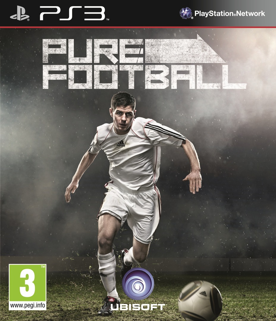 Pure Football Array coverHQ (BLES00725)