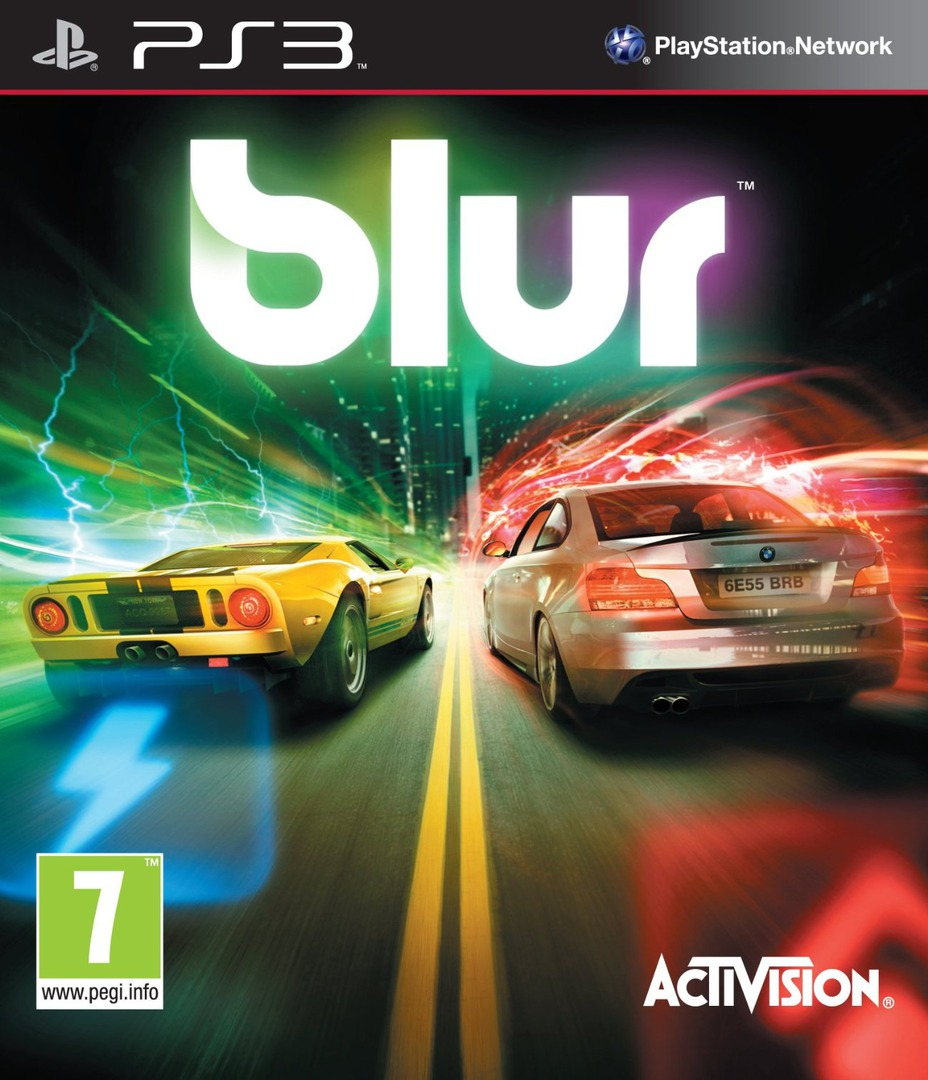Blur Array coverHQ (BLES00759)