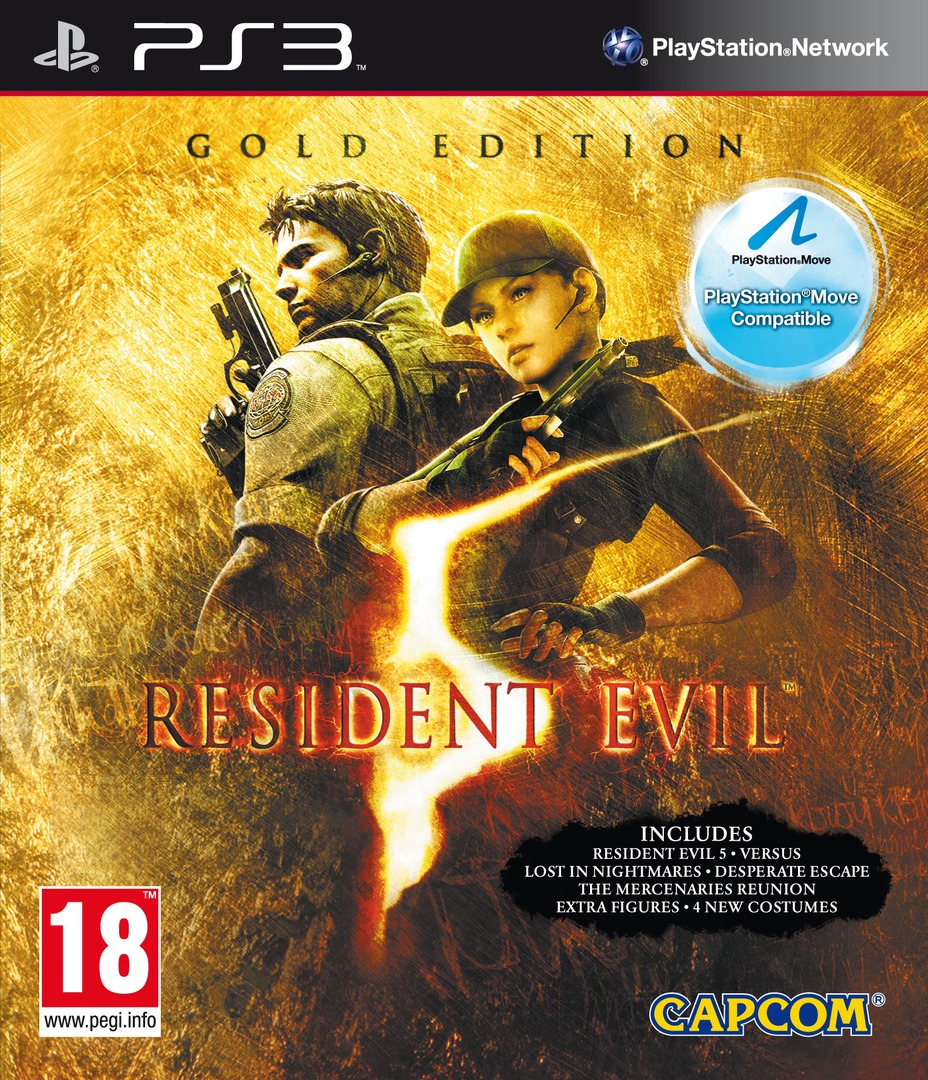 Resident Evil 5: Gold Edition PS3 coverHQ (BLES00816)