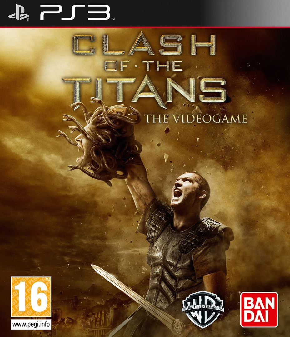 Clash of the Titans: The Game PS3 coverHQ (BLES00841)