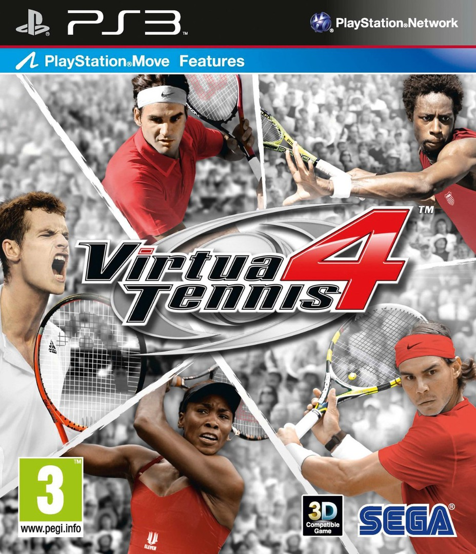Virtua Tennis 4 PS3 coverHQ (BLES00912)