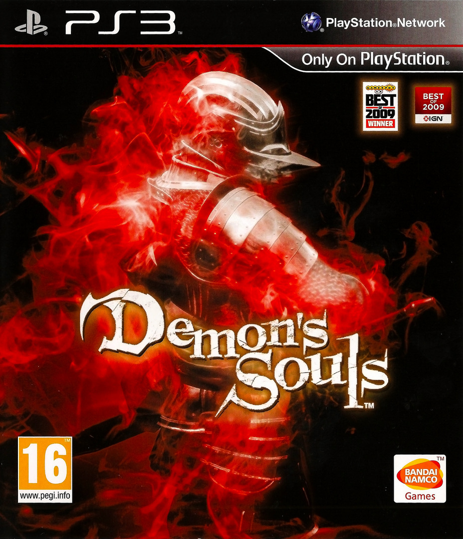 Demon's Souls PS3 coverHQ (BLES00932)