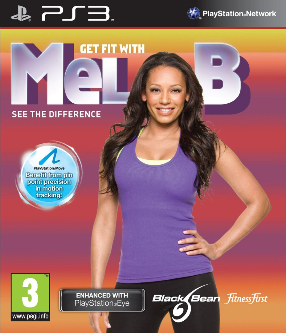 Get Fit with Mel B: See the difference PS3 coverHQ (BLES00977)