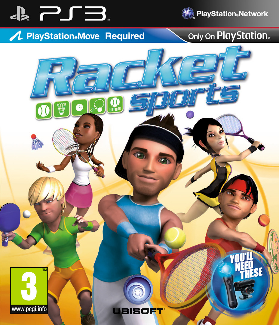 Racket Sports PS3 coverHQ (BLES01000)