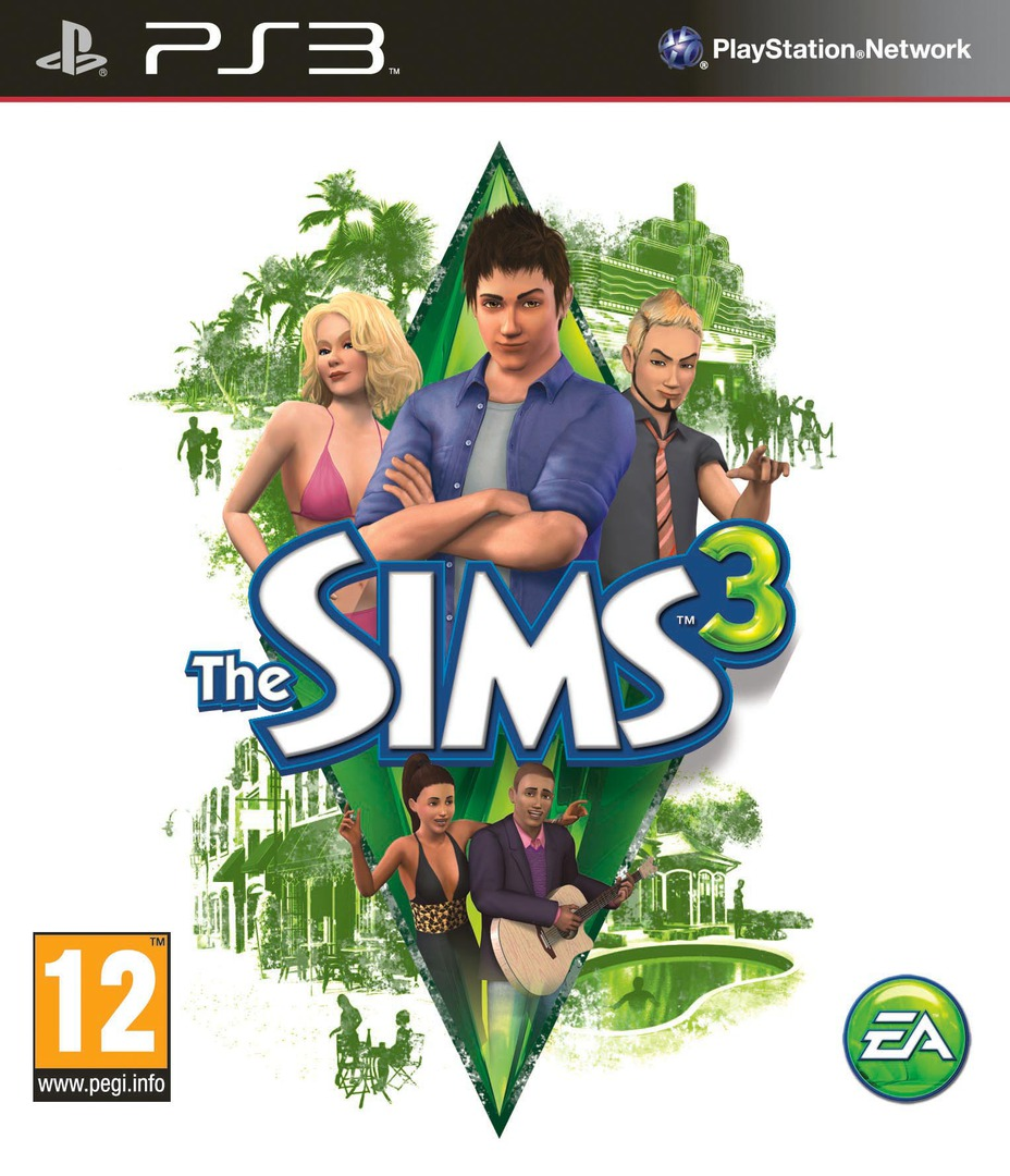 The Sims 3 PS3 coverHQ (BLES01016)