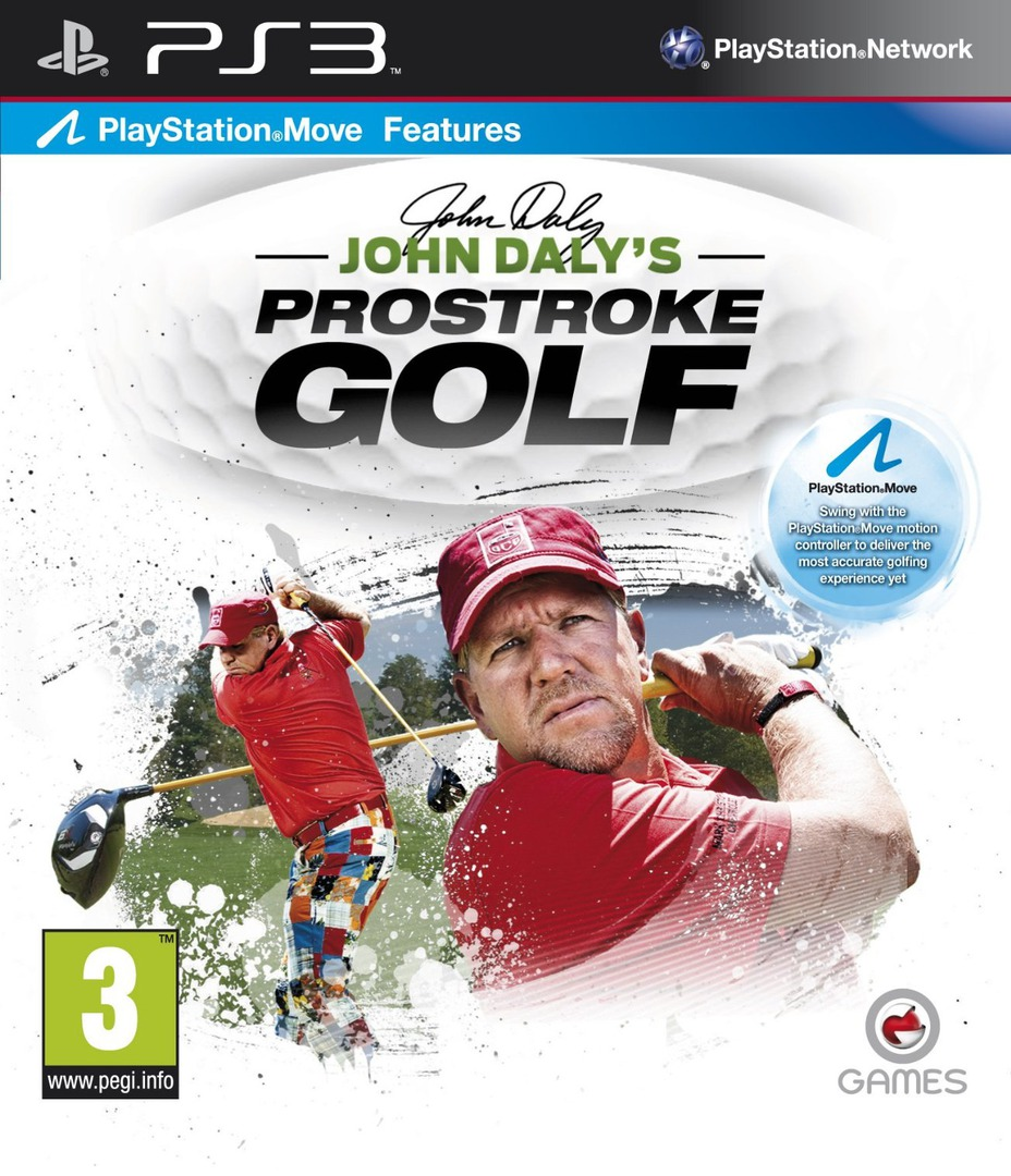 John Daly's ProStroke Golf PS3 coverHQ (BLES01089)