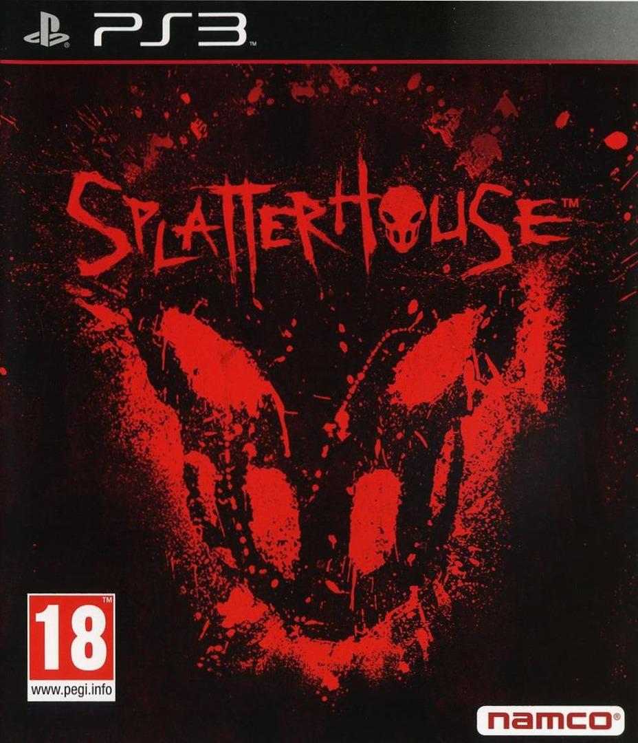 Splatterhouse Array coverHQ (BLES01120)