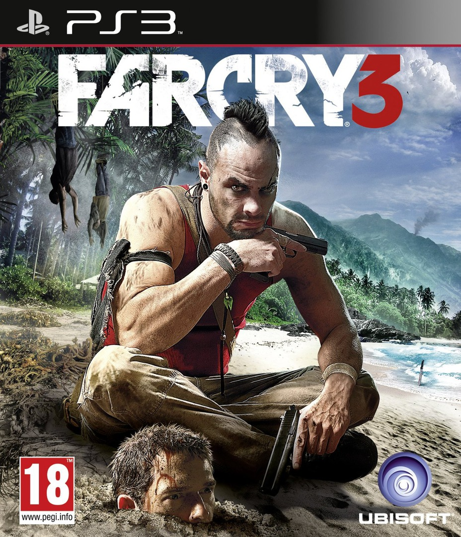Far Cry 3 PS3 coverHQ (BLES01138)