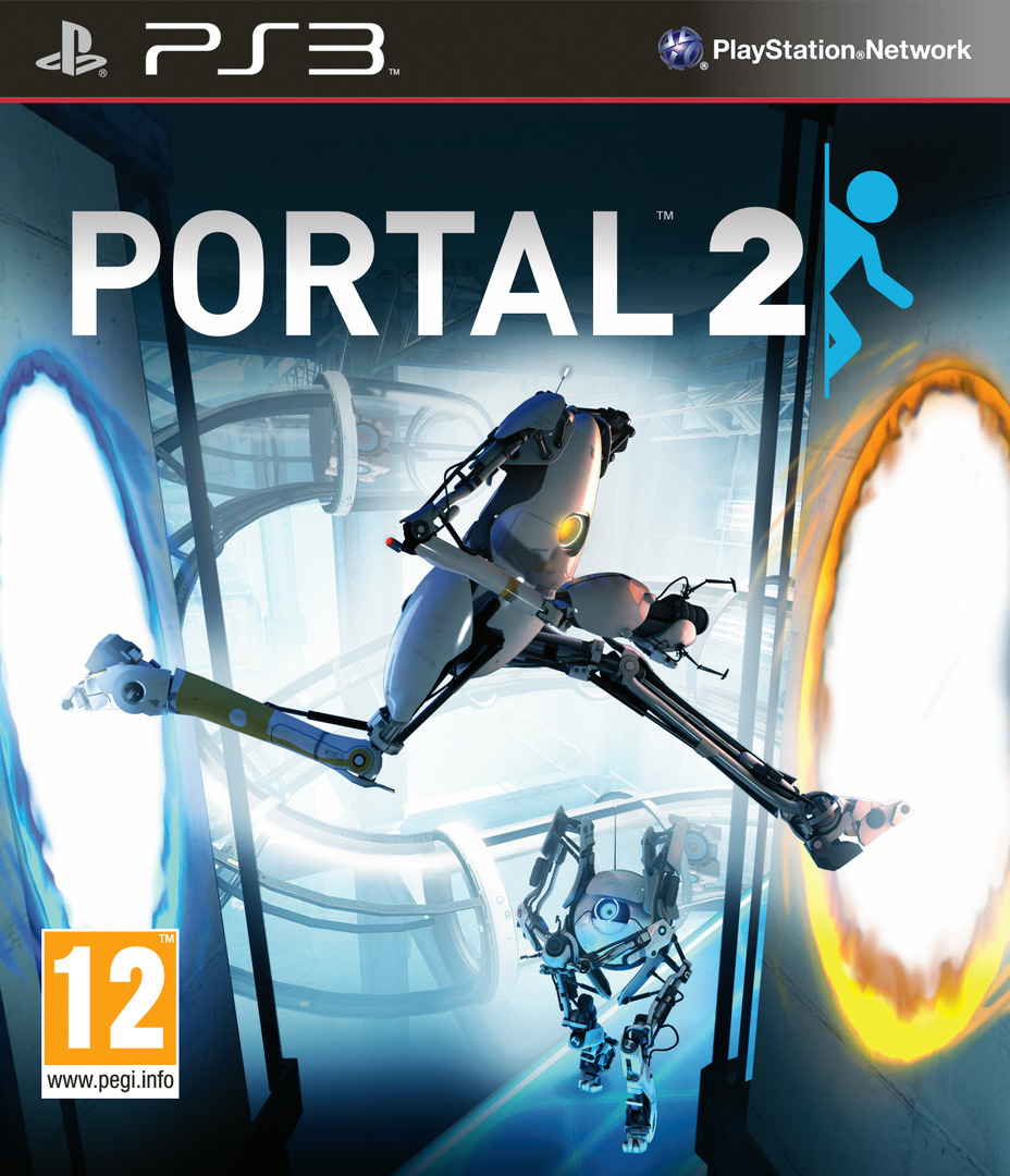 Portal 2 PS3 coverHQ (BLES01222)
