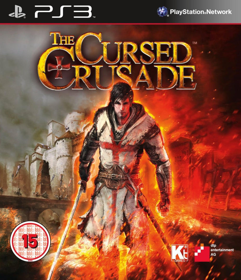 The Cursed Crusade PS3 coverHQ (BLES01299)
