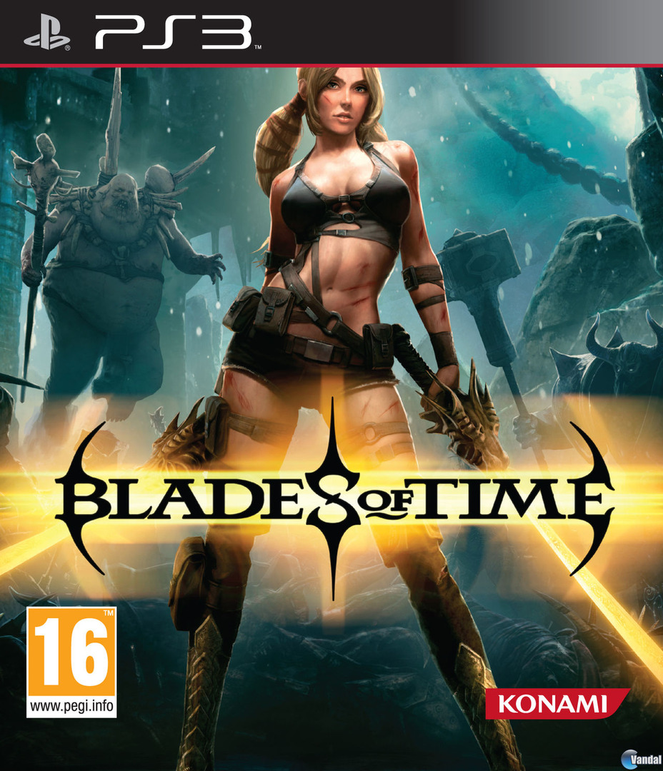 Blades of Time PS3 coverHQ (BLES01395)