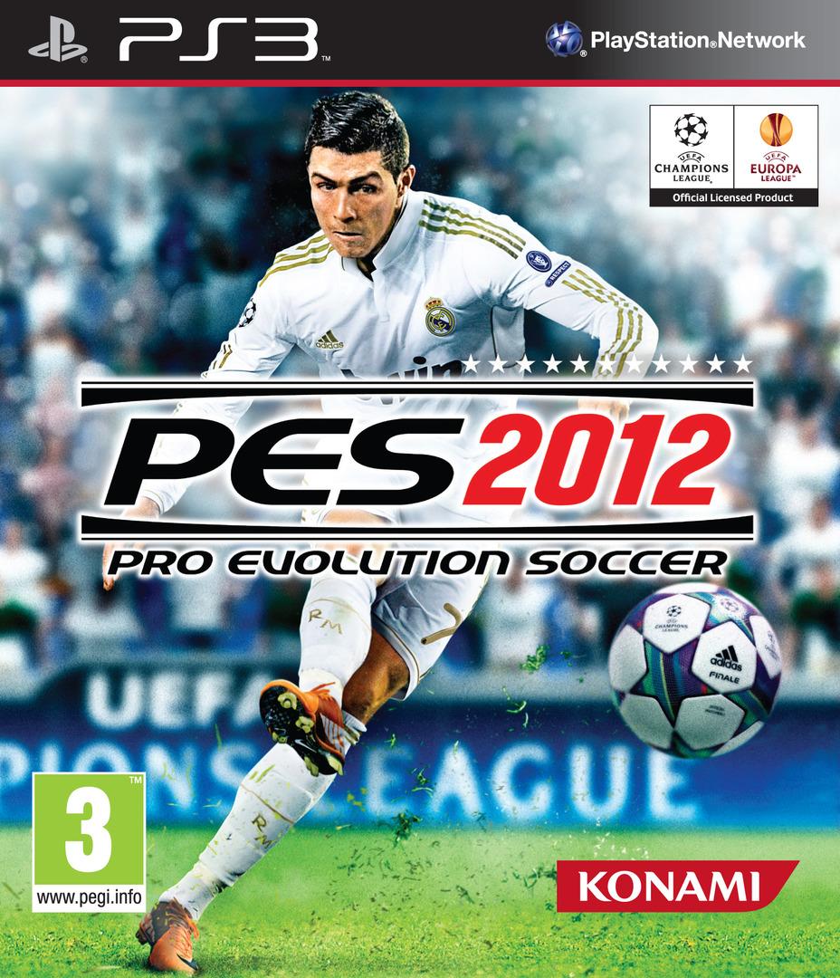Pro Evolution Soccer 2012 Array coverHQ (BLES01408)