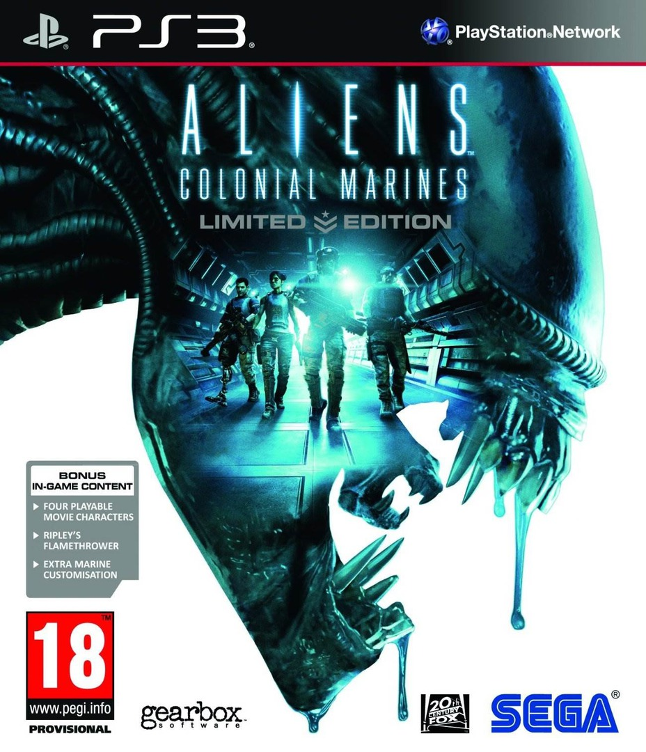 Aliens: Colonial Marines PS3 coverHQ (BLES01455)