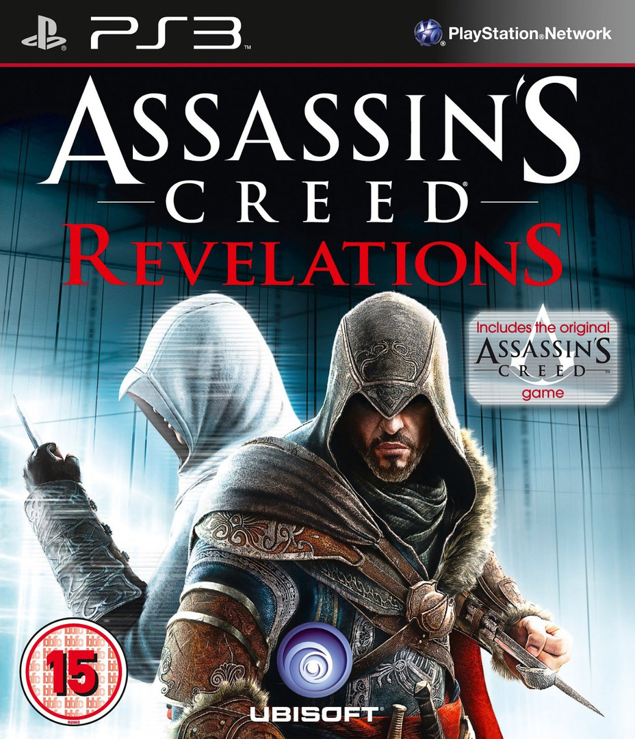 Assassin's Creed: Revelations PS3 coverHQ (BLES01466)