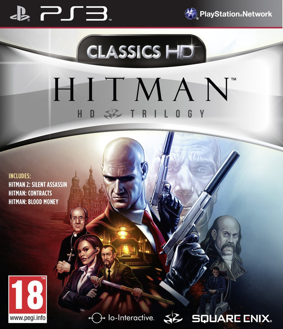 Hitman HD Trilogy PS3 coverHQ (BLES01517)